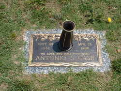 ANTONIO SAVANNAH CASH