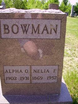 Alpha O Bowman
