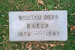 William Derr Baker