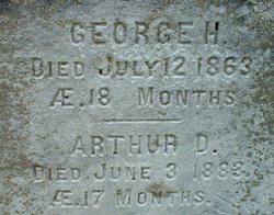 Arthur D Buck