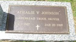 Athalie V. Johnson