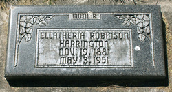 Ellatheria <i>Robinson</i> Harrington