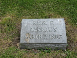 Karl F Barrows