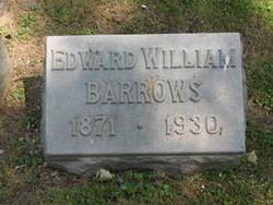 Edward William Barrows