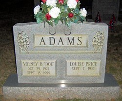 Louise <i>Price</i> Adams