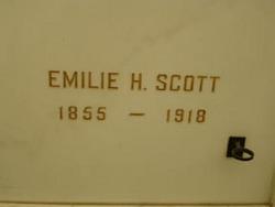 Emilie H Scott