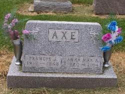 Anna M. <i>Griner</i> Axe
