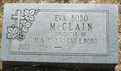 Eva <i>Bobo</i> McClain