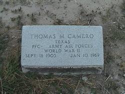 Thomas M Camero