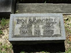 Benjamin Singleton Campbell