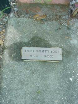 Evelyn Elizabeth Moody
