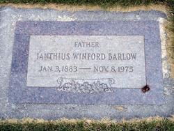 Ianthius Winford Barlow