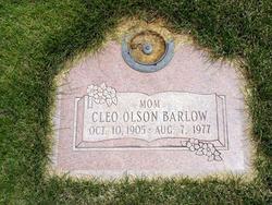 Cleo <i>Olsen</i> Barlow