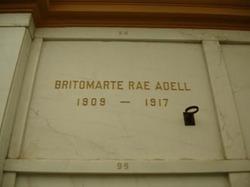 Britomarte Rae Adell