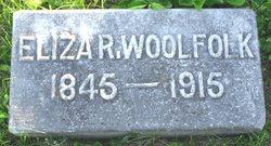 Eliza R Woolfolk