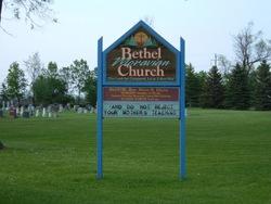 Bethel Moravian Cemetery
