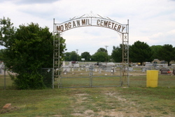 Morgan Mill Cemetery