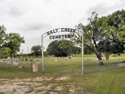 Salt Creek Cemetery