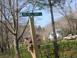 Joe Hall Cemetery