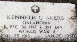 Kenneth Glen Akers