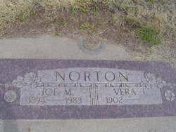 PFC Joseph Malcolm Norton