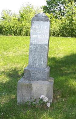 Mary Ellen <i>Martin</i> McKinney