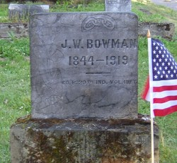 Pvt William J. Bowman