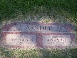 Benjamin H Arnold
