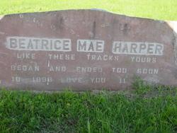 Beatrice Mae Bessie <i>Watkins</i> Harper