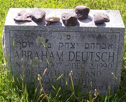 Abraham Deutsch