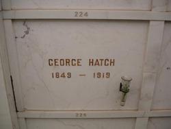 George Hatch