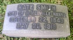 Kate <i>Smith</i> Hanna