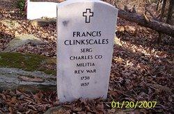 Sgt Francis Clinkscales