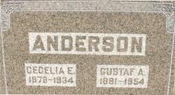 Gustaf A. Anderson