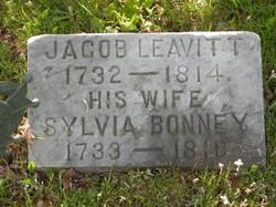Sylvia <i>Bonney</i> Leavitt