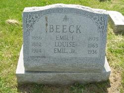 Emil F Beeck