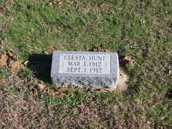 Celsta Hunt
