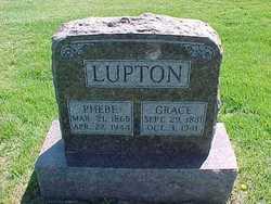Phebe Margaret Lupton