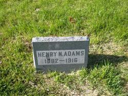 Henry N Adams
