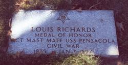 Lewis Richards