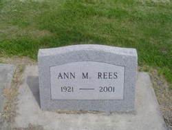 Ann Marie <i>Scurlock</i> Rees