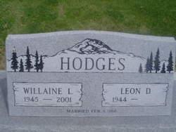 Willaine Louise <i>Fegert</i> Hodges