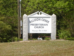 Allison Creek Presbyterian Church Cemetery