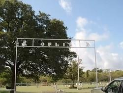 Oplin Cemetery