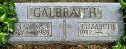 Ian M. Galbraith