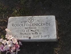 Rodolfo Ceniceros