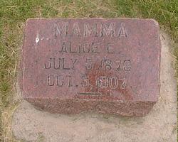 Alice Edna <i>Abel</i> Cooper