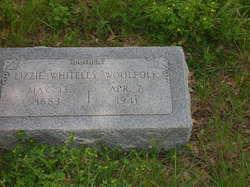 Elizabeth <i>Whiteley</i> Woolfolk