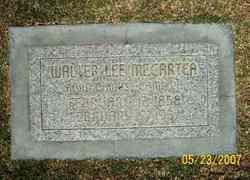 Walter Lee Mecartea