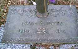 Leola Z Myers